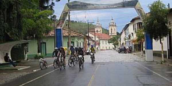 Areias-SP-Pórtico de entrada da cidade-Foto:João BC Reis