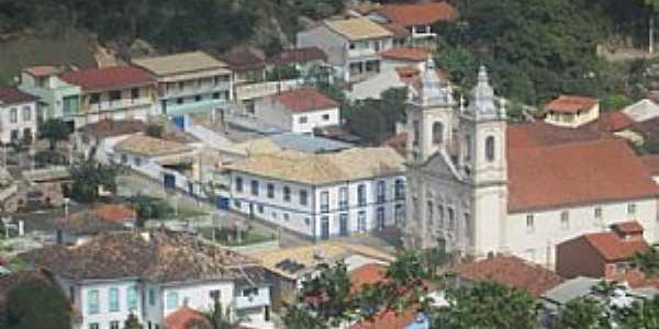 Areias-SP-Vista parcial da cidade-Foto:Eugenio C. Nicolau