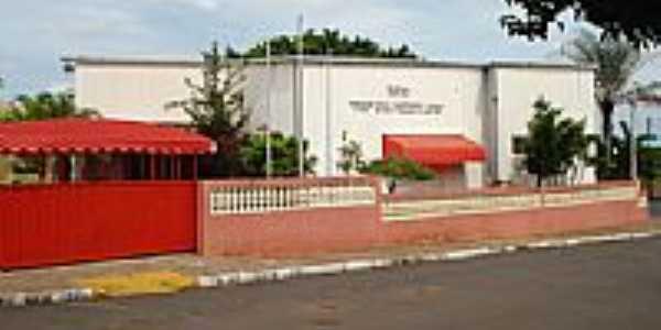 Teatro Municipal-Foto:JOÃO LUIZ BIZARI