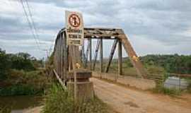 Artemis - Ponte de Ferro sobre o Rio Piracicaba-Foto:helio antunes do nas…