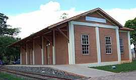 Artur Nogueira - Artur Nogueira-SP-Antiga Estação Ferroviária-Foto:arturnogueira.sp.