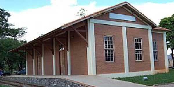 Artur Nogueira-SP-Antiga Estação Ferroviária-Foto:arturnogueira.sp.