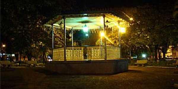 Artur Nogueira-SP-Coreto na Praça da Matriz-Foto:arturnogueira.sp.