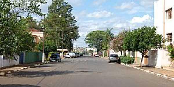 Artur Nogueira-SP-Rua da cidade-Foto:arturnogueira.sp.