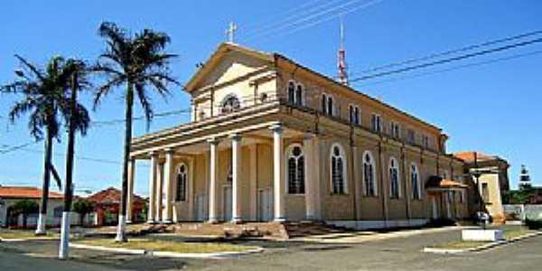 Basílica de São Vicente de Paulo - Assis/SP - por Fabio Vasconcelos