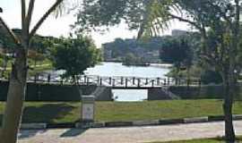 Atibaia - Lago do Major em Atibaia-Foto:Paulo Targino Moreir…