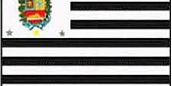 Bandeira da cidade de Atibaia-SP