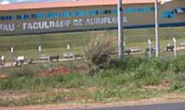 Auriflama - Faculdade de Auriflama-Foto:mantoniomartin