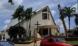 Auriflama - Igreja Católica-Foto:Isack Ryuji Minowa