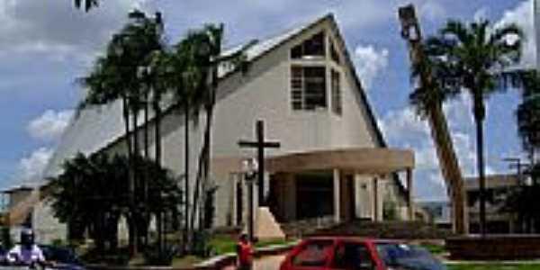 Igreja Católica-Foto:Isack Ryuji Minowa