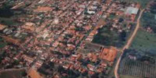 vista aérea, Por Alamares Hirata