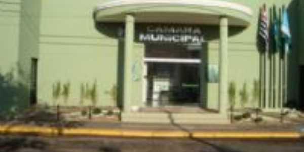 Camara Municipal-Foto:Alamares Hirata
