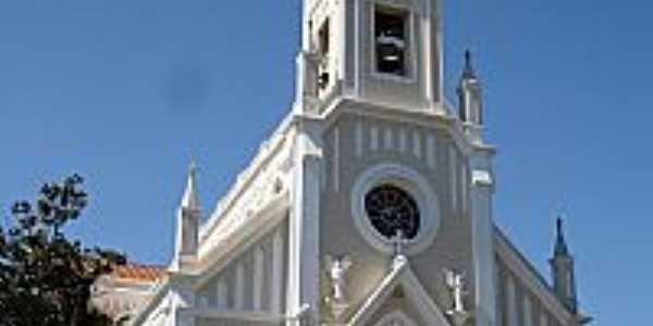 Avaré-SP-Santuário de N.Sra.das Dores-Foto:James King Pyles Rib…