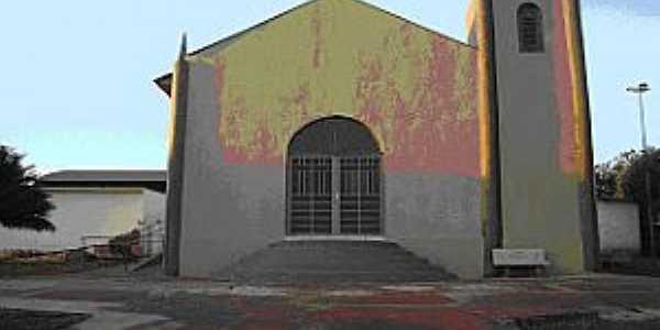 Baguaçu-SP-Capela de São José-Foto:olimpiaigrejaaparecida.