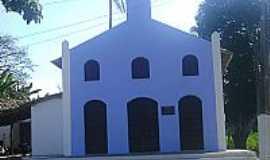 Outeiro Redondo - Outeiro Redondo-BA-Igreja de Boa Vista no Sub-Distrito-Foto:arquivomunicipaldesaofelix.blogspot.