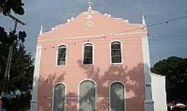 Outeiro Redondo - Outeiro Redondo-BA-Igreja de N.Sra.do Desterro-Foto:arquivomunicipaldesaofelix.blog