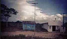 Outeiro Redondo - Outeiro Redondo-BA-O povoado-Foto:Marcelo Reis