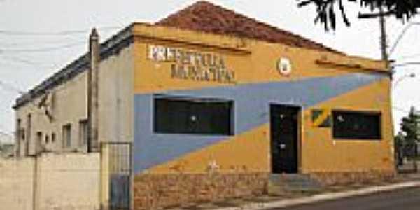Prefeitura Municipal foto por Wilson Alcaras