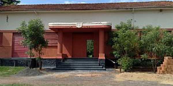 Bálsamo-SP-Antiga Estação Ferroviária-Foto:Amauri José Granzotto