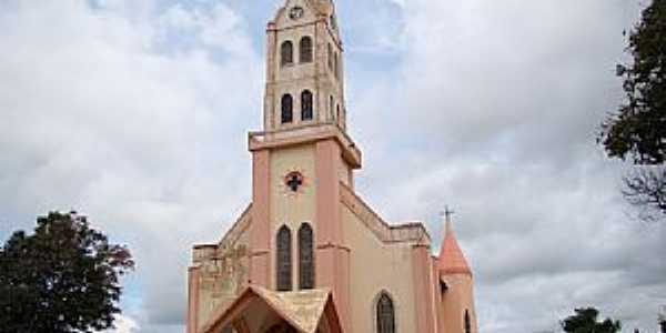 B�lsamo-SP-Matriz de N.Sra.da Paz-Foto:Vicente A. Queiroz