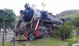 Bananal - Locomotiva Teresa Cristina, Por Zéck Broca
