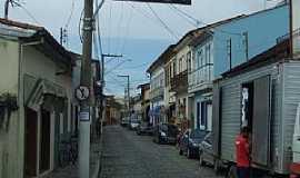 Bananal - Bananal-SP-Rua central-Foto:Edson Walter Cavalari