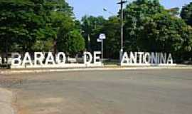 Barão de Antonina - Entrada da cidade-Foto:Jaqmaciel