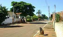 Barão de Antonina - Rua da cidade-Foto:Jaqmaciel