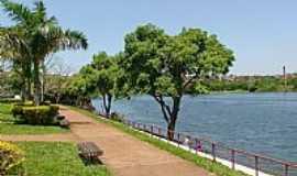 Barra Bonita - Barra Bonita-SP-Orla da cidade-Rio Tiet�-Foto:Ernandes C Santos
