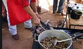 Barretos - A Queima do Alho � um tradicional evento gastron�mico da Festa de Barretos-SP-Foto:veja.abril.