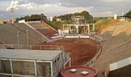 Barretos - Arena do Parque do Pe�o em Barretos-SP-Foto:Fabio Cubas