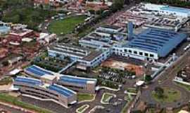 Barretos - Barretos-SP-Imagem da Fundação Pio XII,conhecido como Hospital do Câncer-Foto:snookerclube.com.br