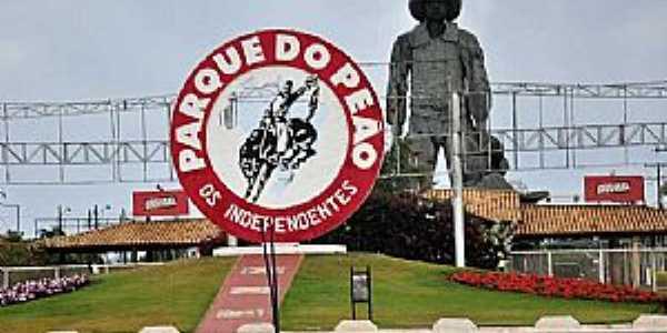 Barretos-SP-Parque do Peão-Foto:www.odiarioonline.com.br