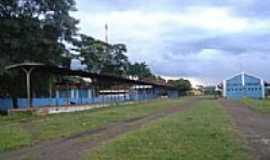 Barrinha - Antiga Estação foto Rafael Correa