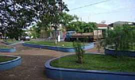 Barrinha - Praça-Foto:Paulocesar