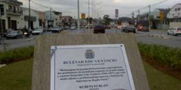 Barueri - Bulevar Edu Venâncio, Por Antonio Cícero da Silva - Águia