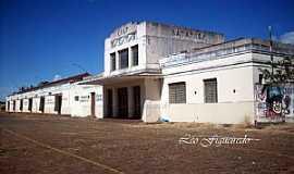 Batatais - Batatais-SP-Antiga Estação Ferroviária-Foto:Leonardo Figueiredo