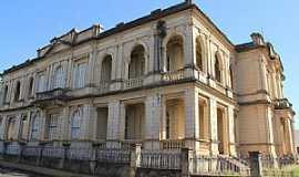 Batatais - Batatais-SP-Palacete do Monsenhor Joaquim Alves-Foto:PatyPeceguiniViana