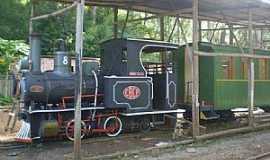 Bauru - Bauru-SP-Antiga Locomotiva-Foto:leandroloves