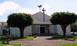 Bauru - Bauru-SP-Igreja de São Cristóvão-Foto:Fabio Vasconcelos