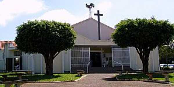 Bauru-SP-Igreja de São Cristóvão-Foto:Fabio Vasconcelos