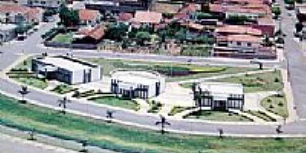 Praça da Saúde-Foto:Marcão Rosim