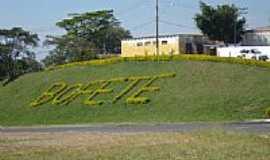 Bofete - ENTRADA DE BOFETE AO LADO DA RODOVIARIA