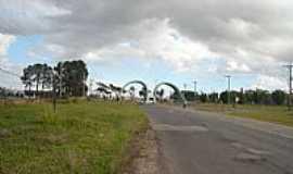 Boituva - Portal de entrada da cidade Foto Jo�o Savioli