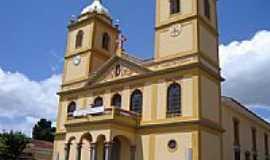 Bom Jesus dos Perdões - Igreja Matriz do Senhor Bom Jesus foto Vicente A. Queiroz