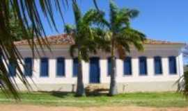 Palmas de Monte Alto - casar�o da fazenda lameir�o,seculo XIX, Por Igor Nogueira de Castro