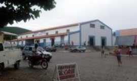 Palmas de Monte Alto - mercado municipal, Por Renato santos