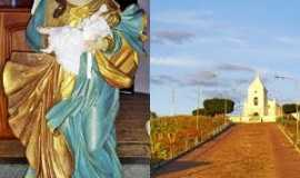 Palmas de Monte Alto - igreja de nossa senhora mãe de deus e dos homens, Por DJKIBÃO MANDALA