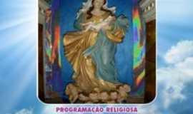 Palmas de Monte Alto - cartaz da festa de nossa senhora mãe de deus e dos homens, Por DJKIBÃO MANDALA