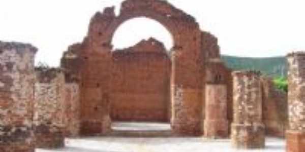 ruinas de uma igrja do seculo XIX, Por Igor Nogueira de Castro